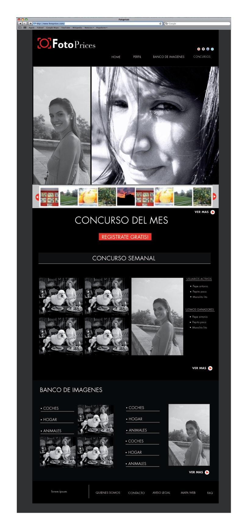 Diseños web 2