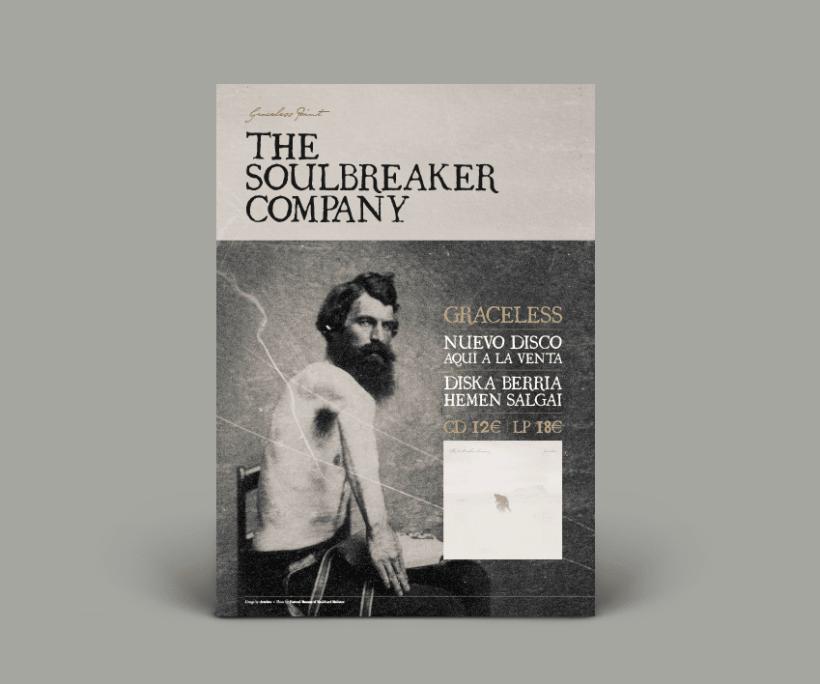 The Soulbreaker Company / Graceless 13