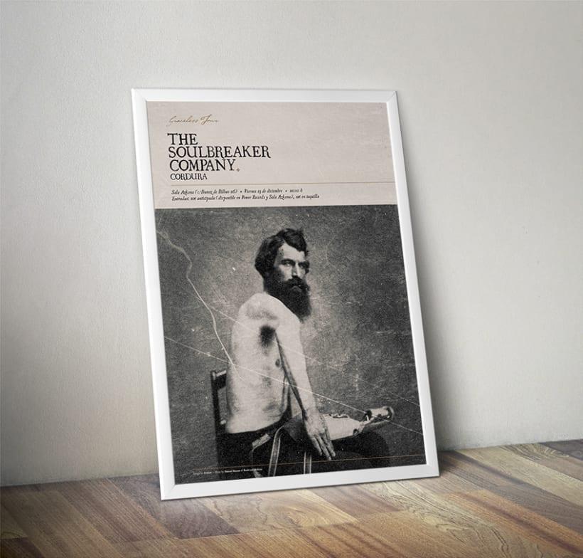 The Soulbreaker Company / Graceless 14