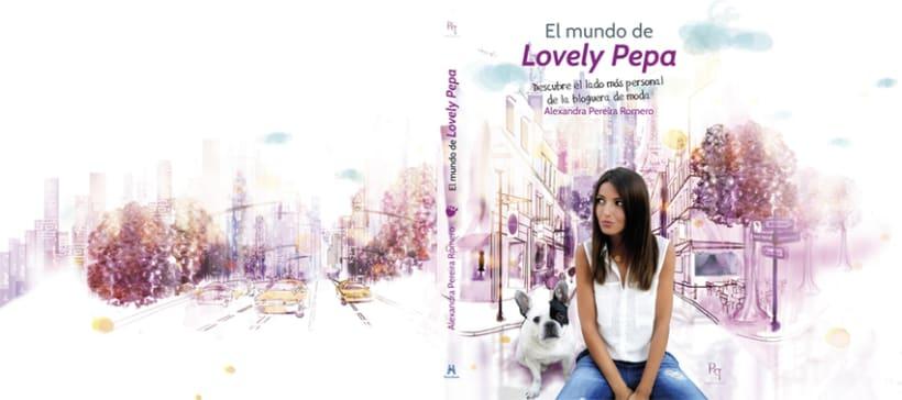 "Libro ""El mundo de Lovely Pepa"" 0"