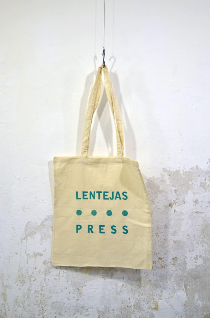 Lentejas Press - Logo 3