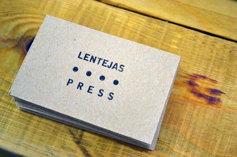 Lentejas Press - Logo 1