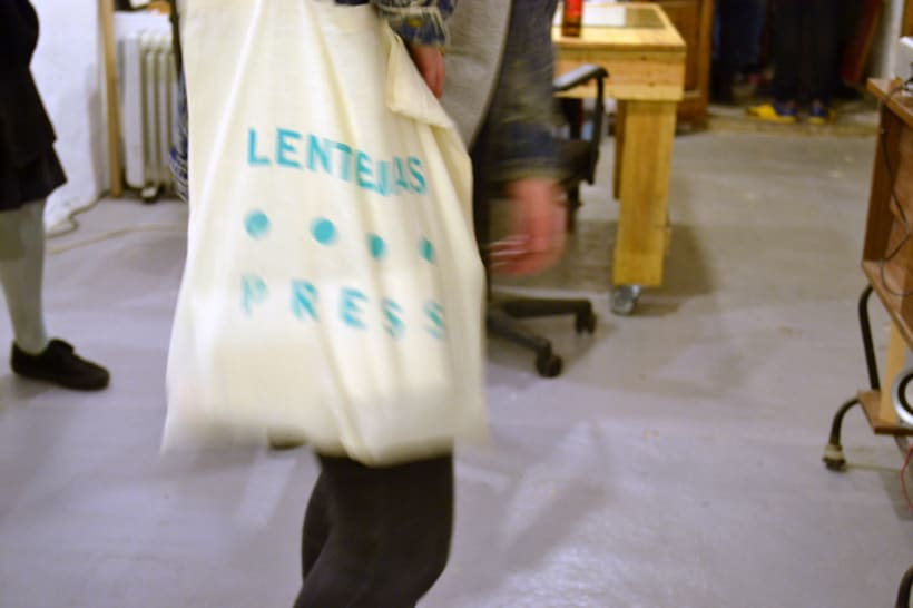 Lentejas Press - Logo 4