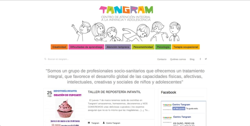 Centro Tangram -1