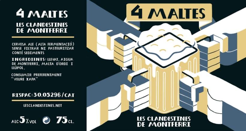 4 Maltes 0