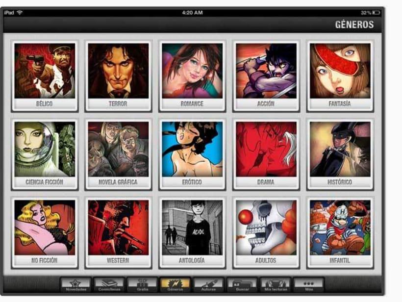 App ComicsFy 2