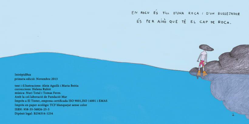 Rocu i el mar dels invisibles 1