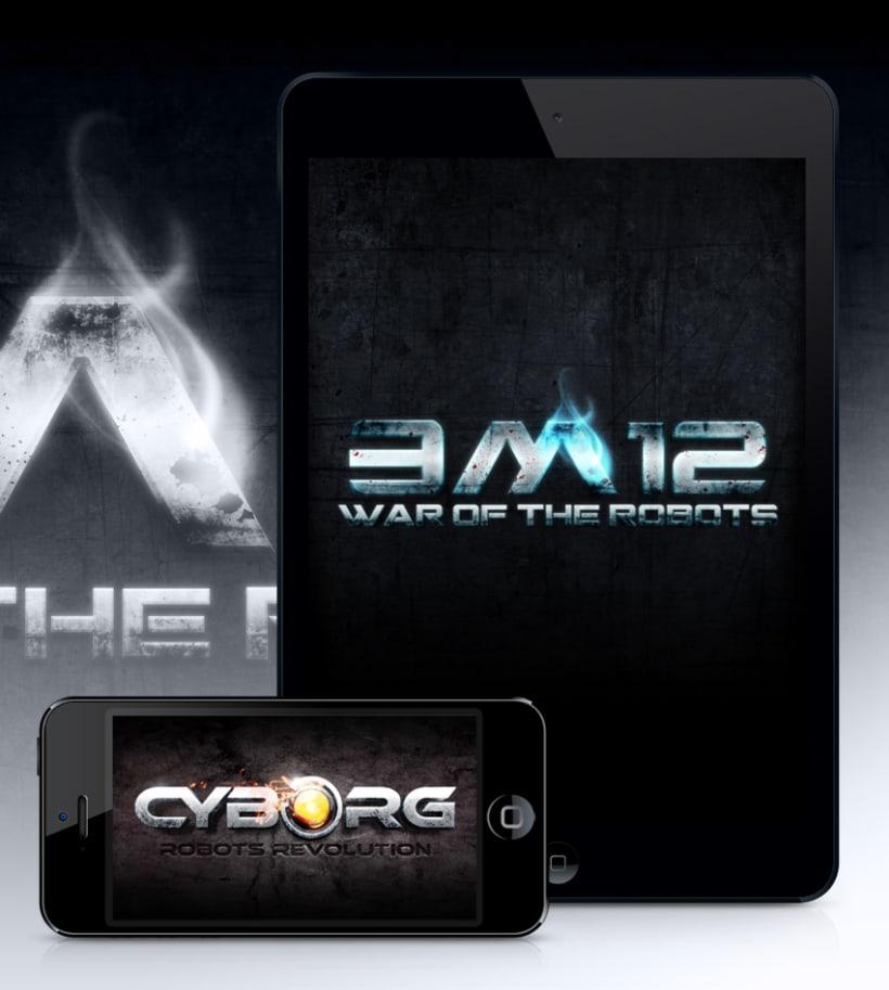 Prueba Concep Artist Gameloft 2011. 1