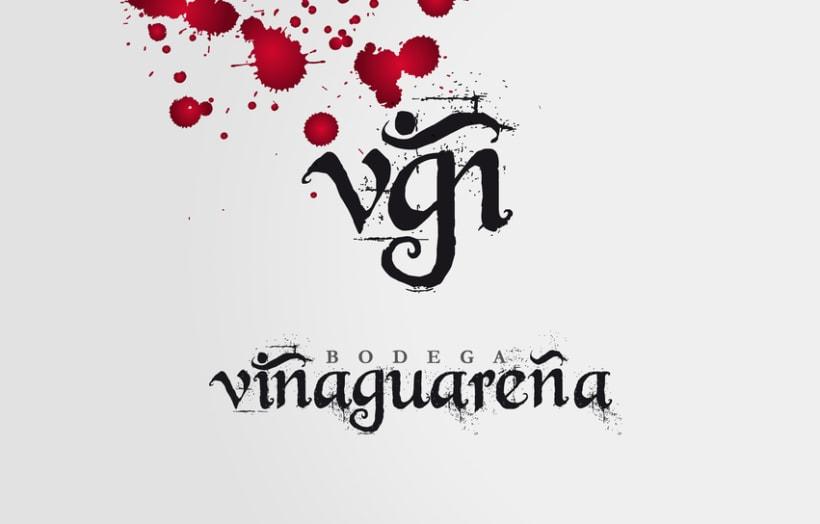 Identidad corporativa bodegas viñaguareña 0