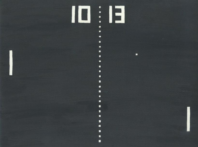 De la pantalla al lienzo: una mirada pictórica a los videojuegos 8