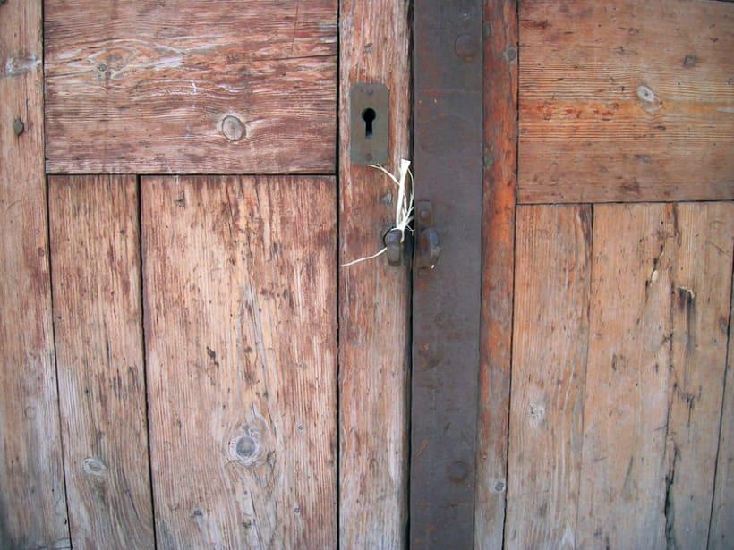 Fotografía - Colección puertas 13
