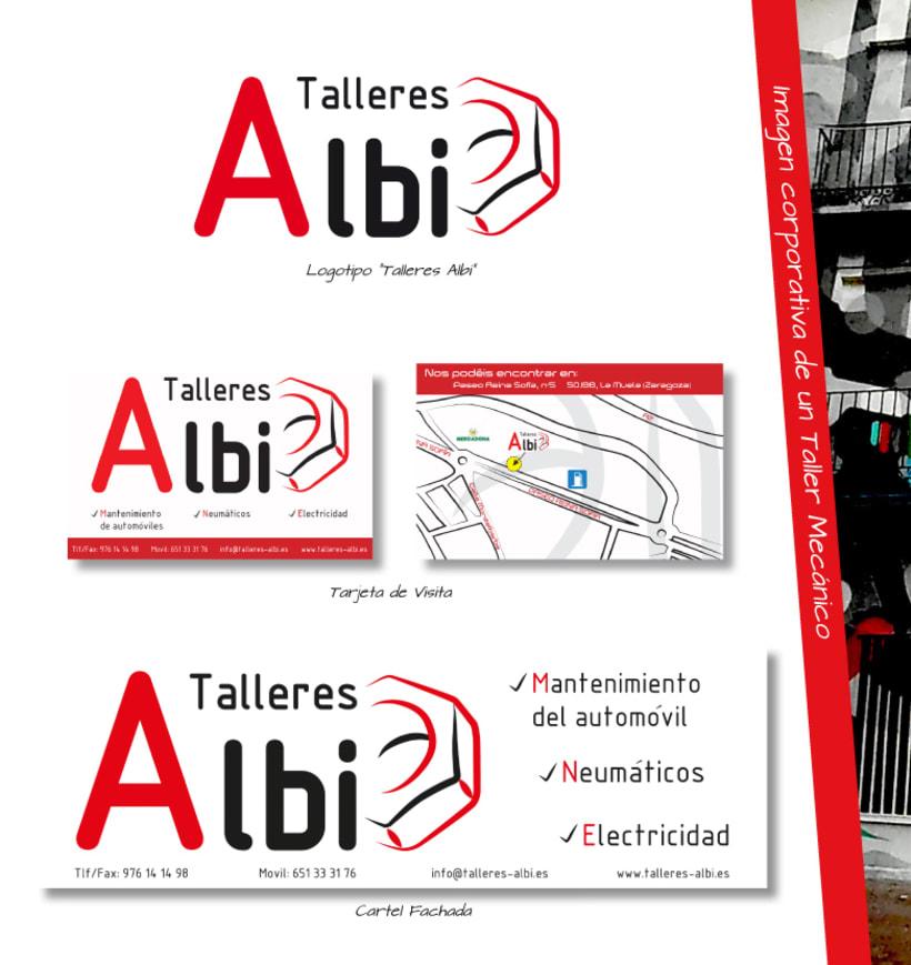 Talleres Albi 0