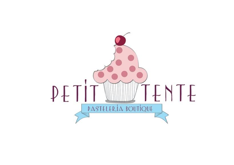 Petit Tente, Pastelería y Panaderia | Domestika