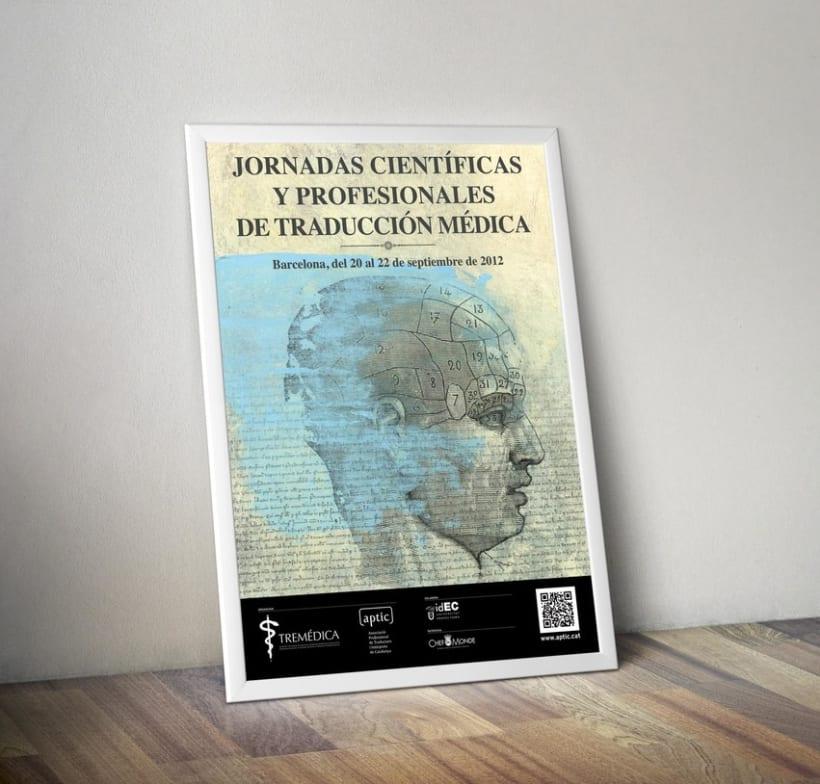 Jornadas Científicas y profesionales de traducción médica 2