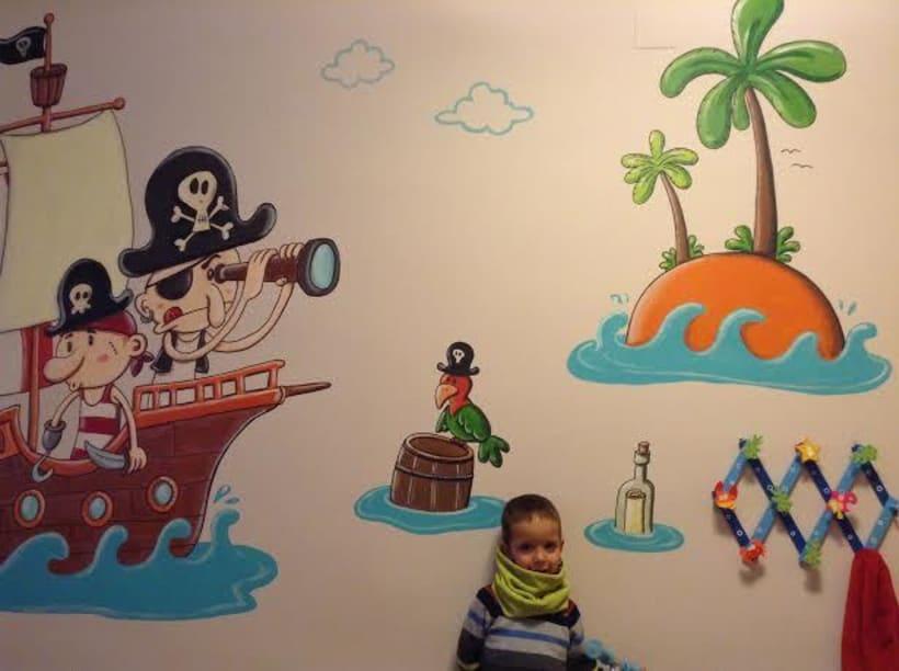 Pintura mural 13