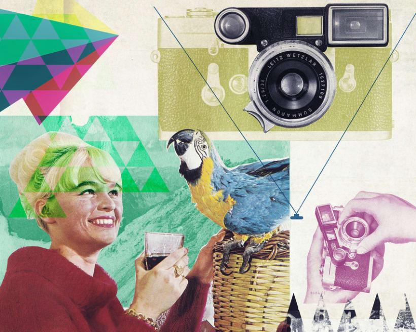 Triangles & cameras & 2