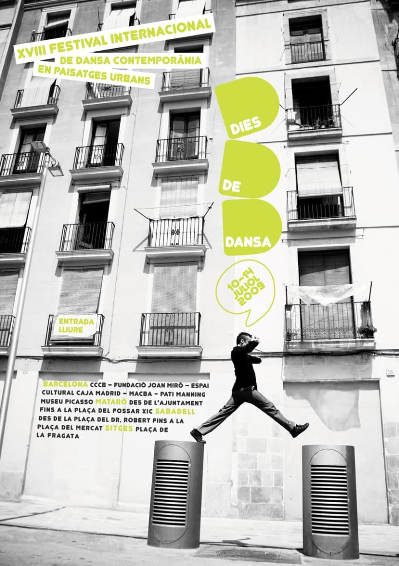 Festival Dies de Dansa 2009 0