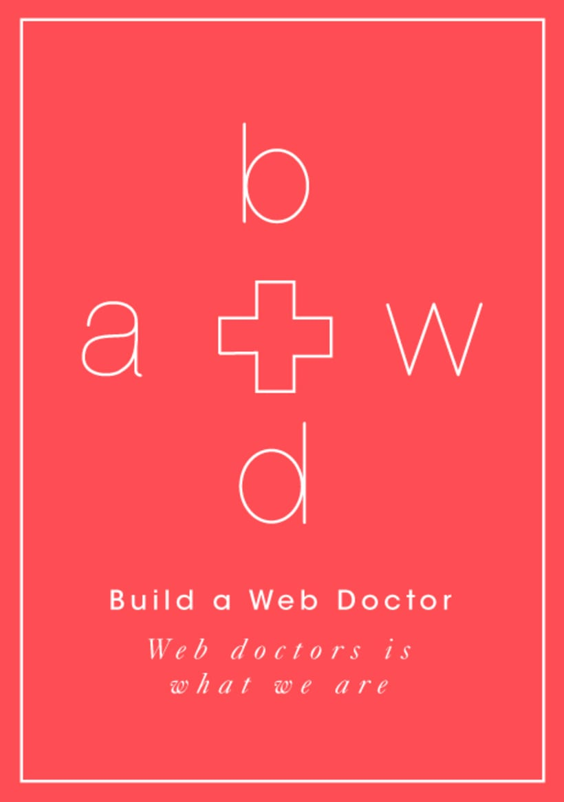 BUILD A WEB DOCTOR  7