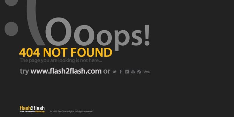 Flash2Flash Web 0