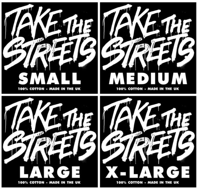 Take the Streets 5