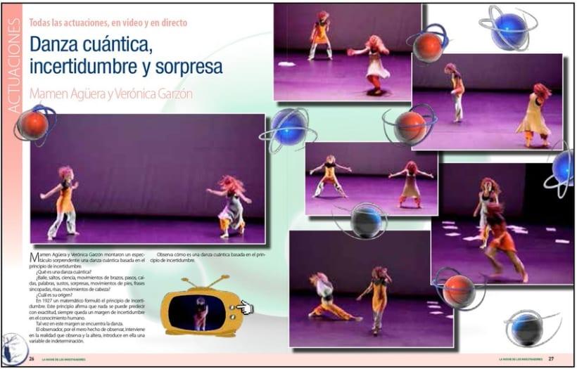 Revista para la Universidad Carlos III 0