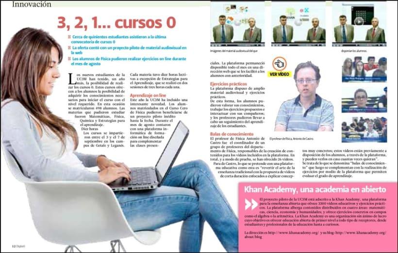 Revista para la Universidad Carlos III 2