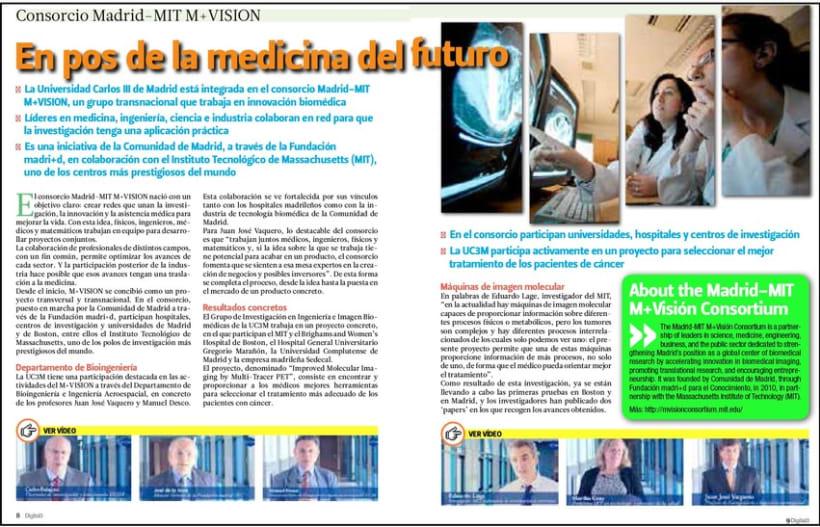 Revista para la Universidad Carlos III 3