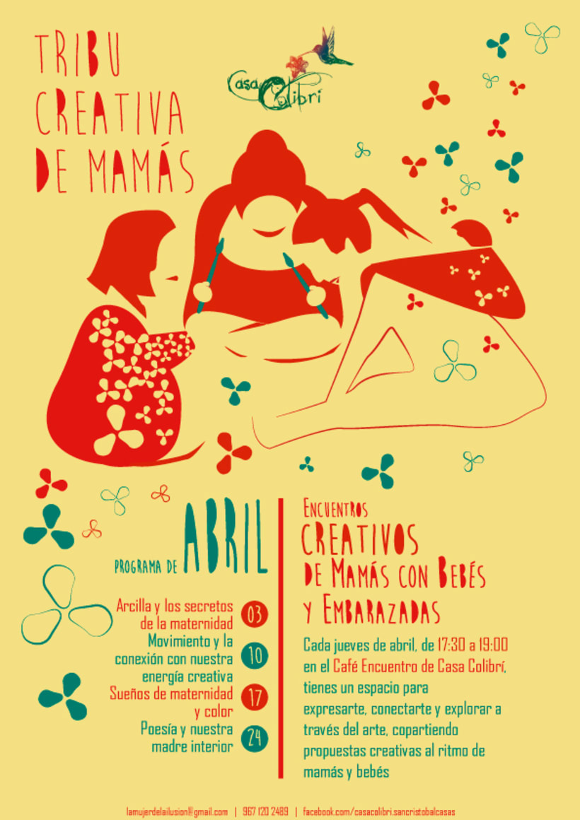 Ilustración y diseño: Tribu Creativa de Mamás -1