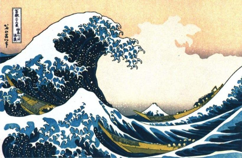 La gran ola. 2