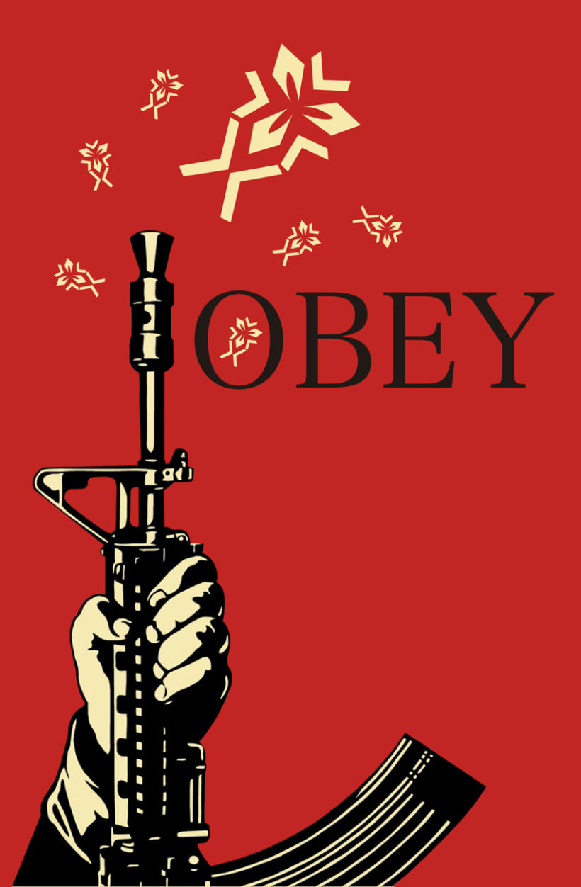 Obey Reconfigurado -1