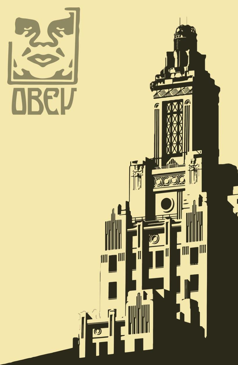 Obey Reconfigurado 0