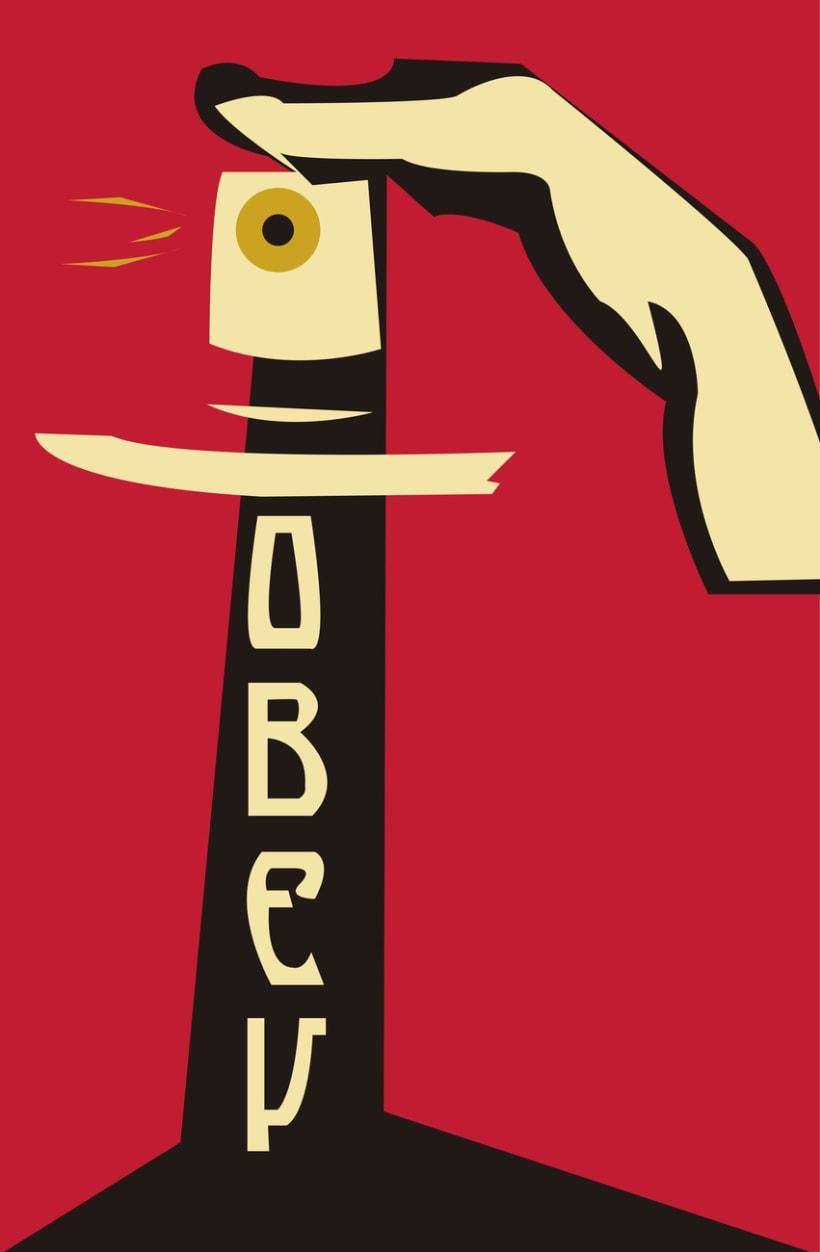 Obey Reconfigurado 1