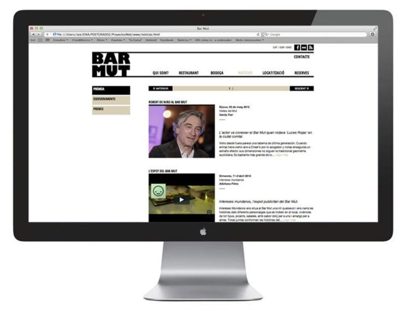 Web Bar Mut 8