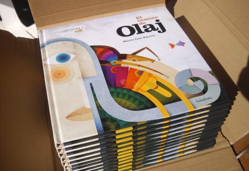 El camino de Olaj 16