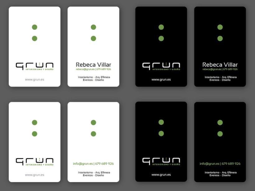 Logotipo Grun -1