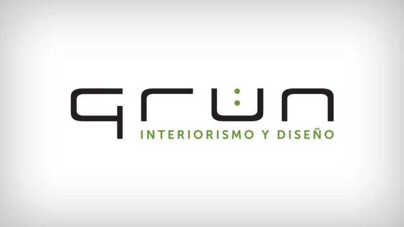 Logotipo Grun 0