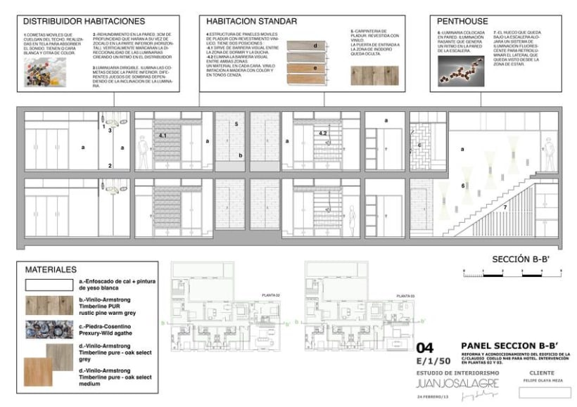 Proyecto | Hotel boutique 4