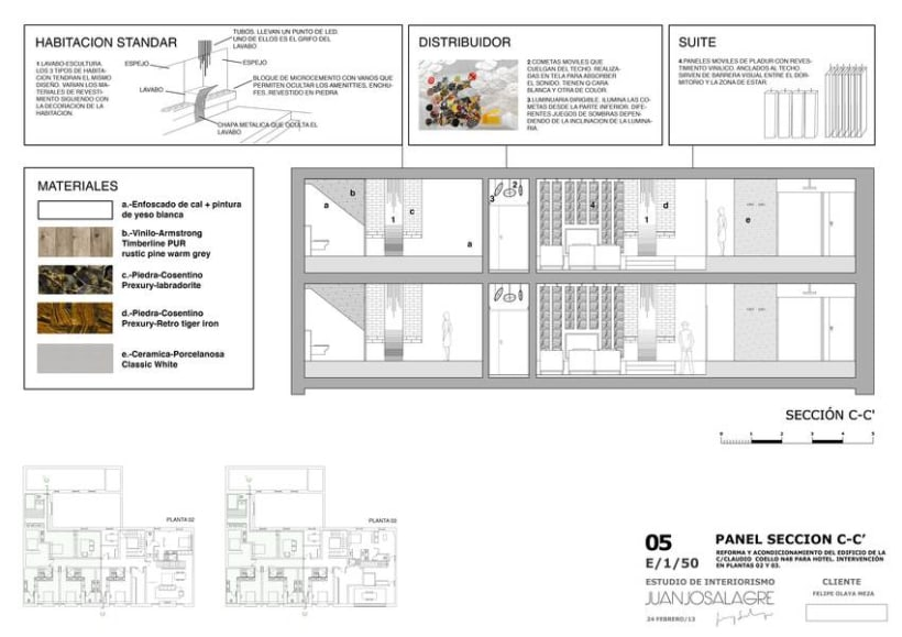 Proyecto | Hotel boutique 5