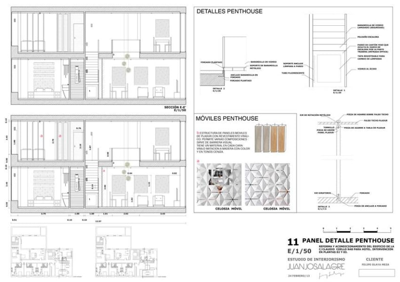 Proyecto | Hotel boutique 8