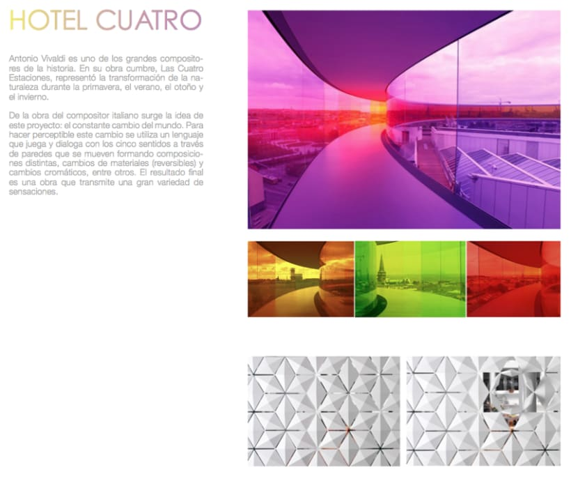 Proyecto | Hotel boutique 0