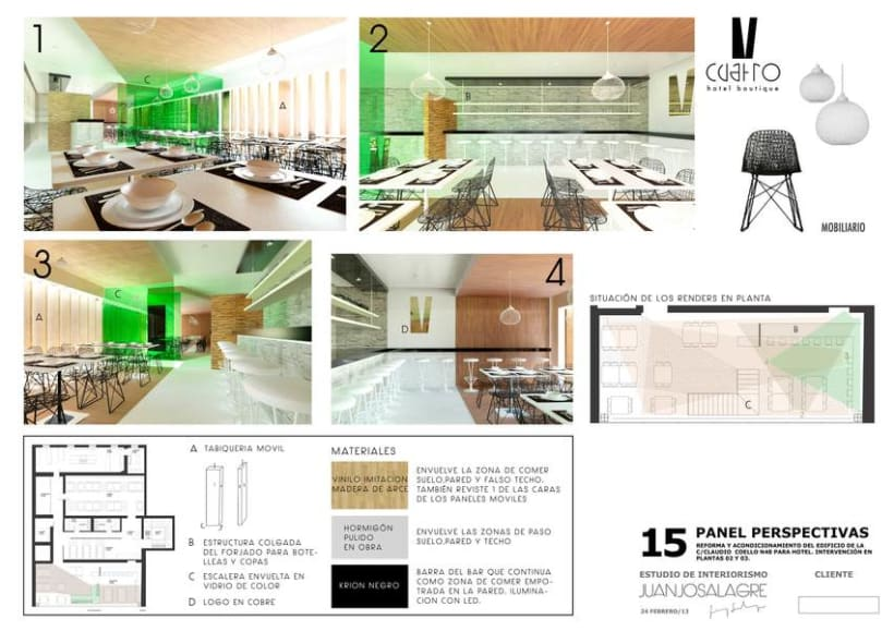 Proyecto | Hotel boutique 1