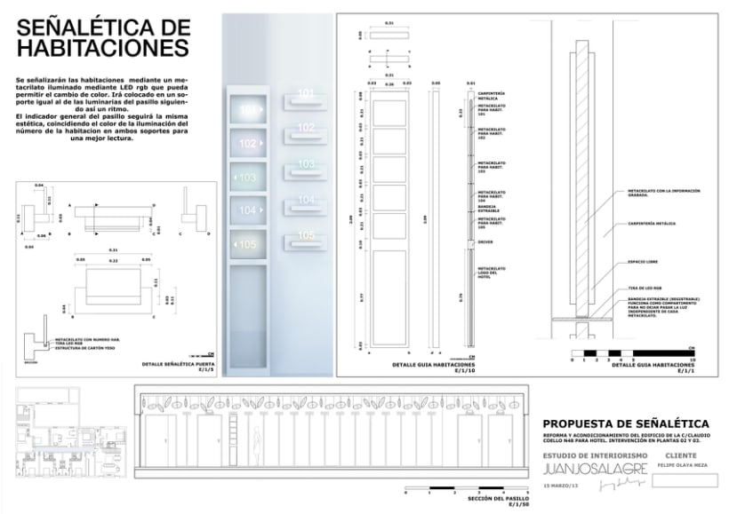 Proyecto | Hotel boutique 13