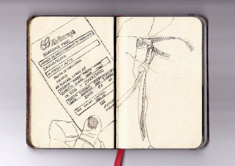 Ilustración a lápiz 0
