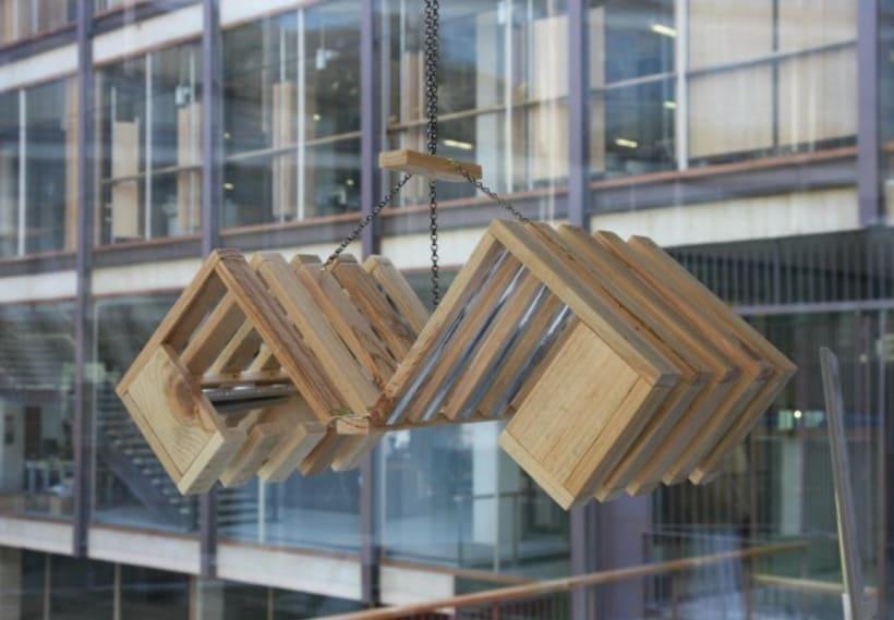 Diseño de mobiliario | Trial 0