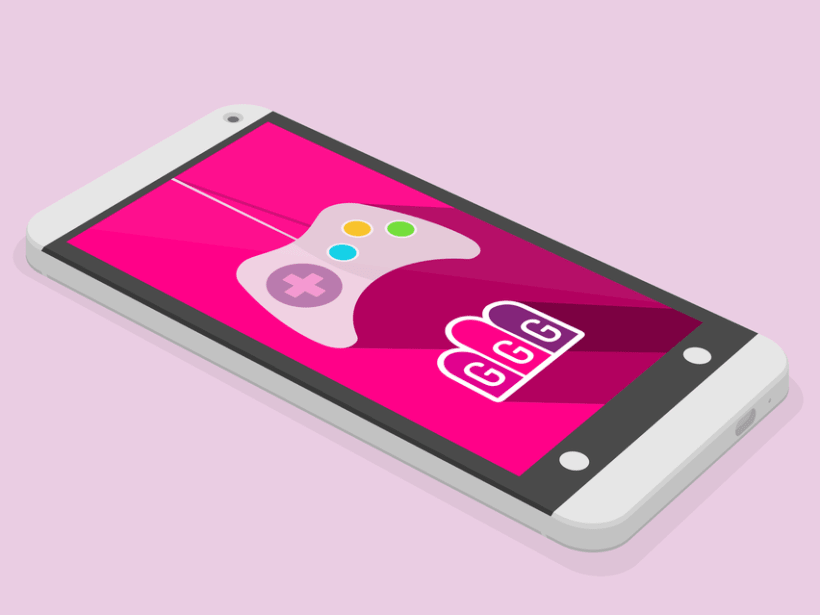 Girs Go Games - The Android app 2