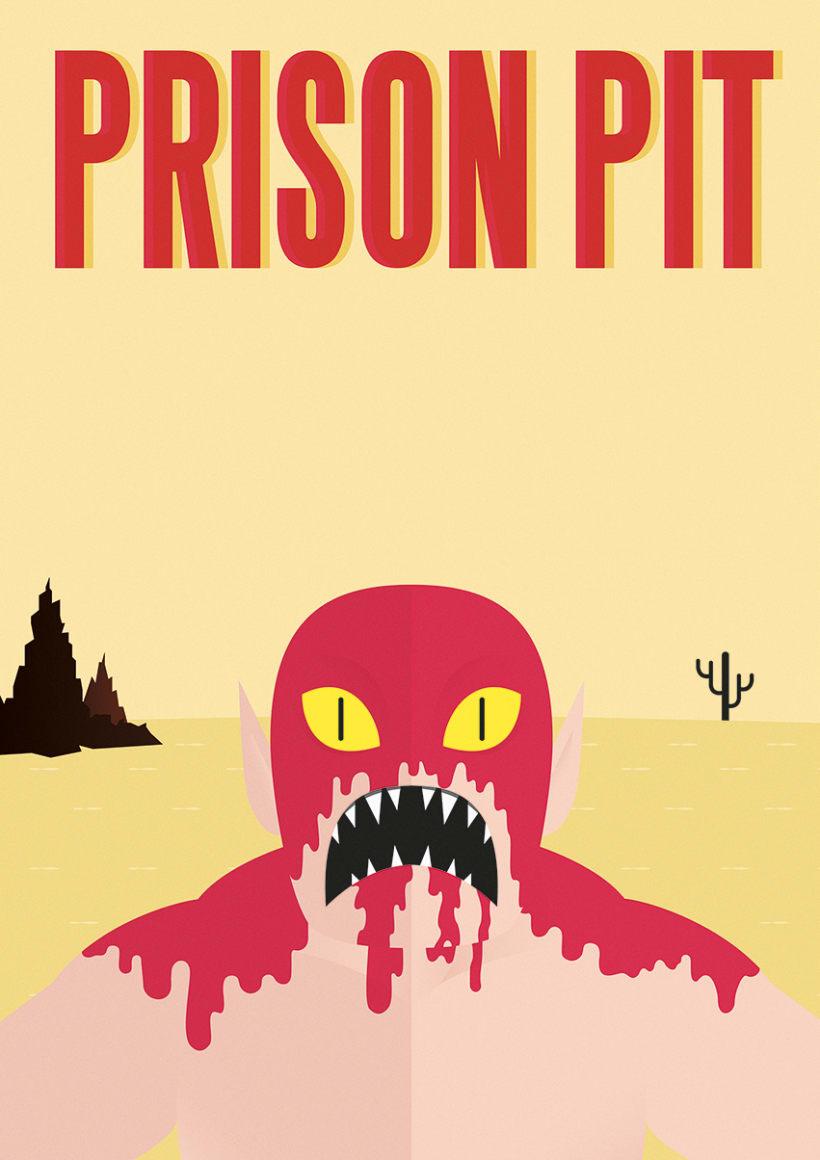 Prison Pit 1