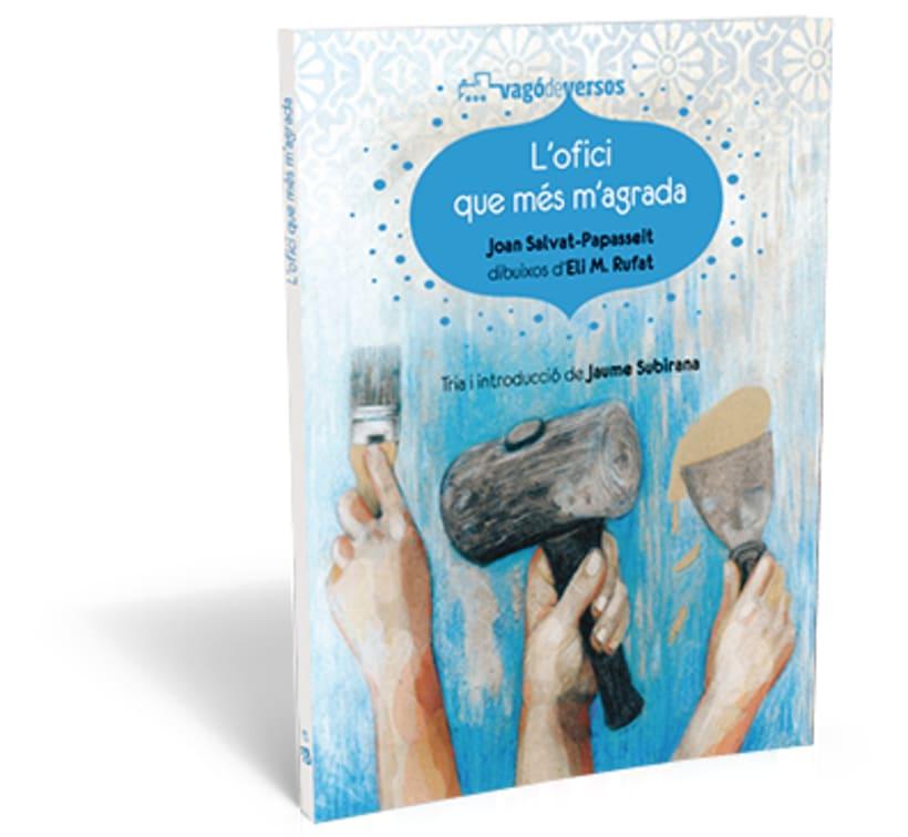 """Lófici que més m'agrada"", Antología de poemas  J.S Papasseit. Andana Editorial.  0"