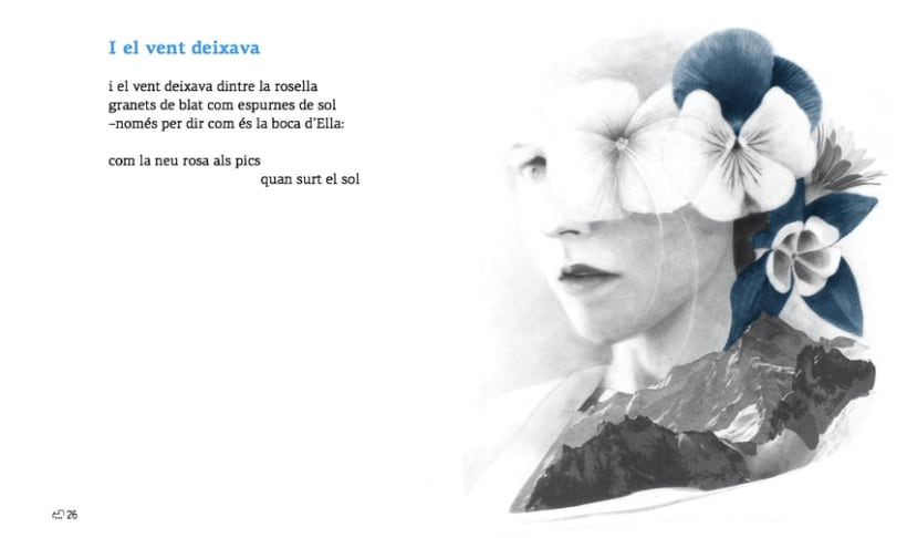 """Lófici que més m'agrada"", Antología de poemas  J.S Papasseit. Andana Editorial.  3"