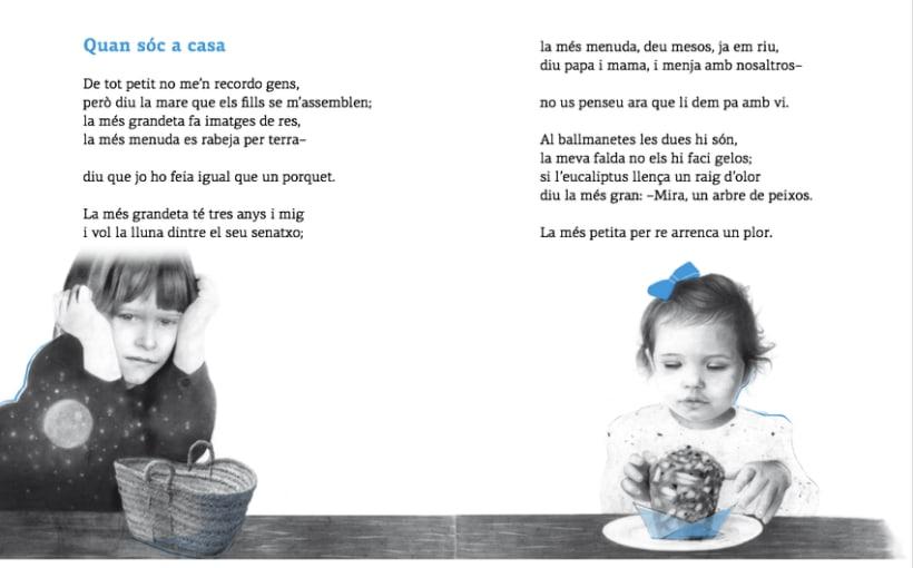 """Lófici que més m'agrada"", Antología de poemas  J.S Papasseit. Andana Editorial.  4"