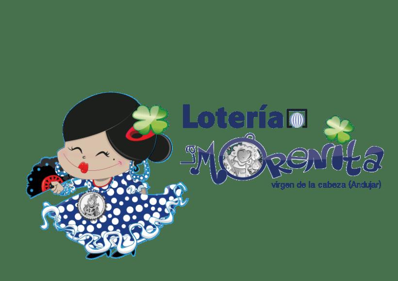 La Morenita ( Administración de Loteria ) 4